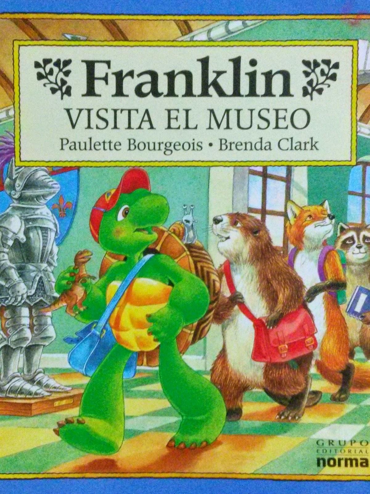 Resultado de imagen para franklin VISITA EL MUSEO